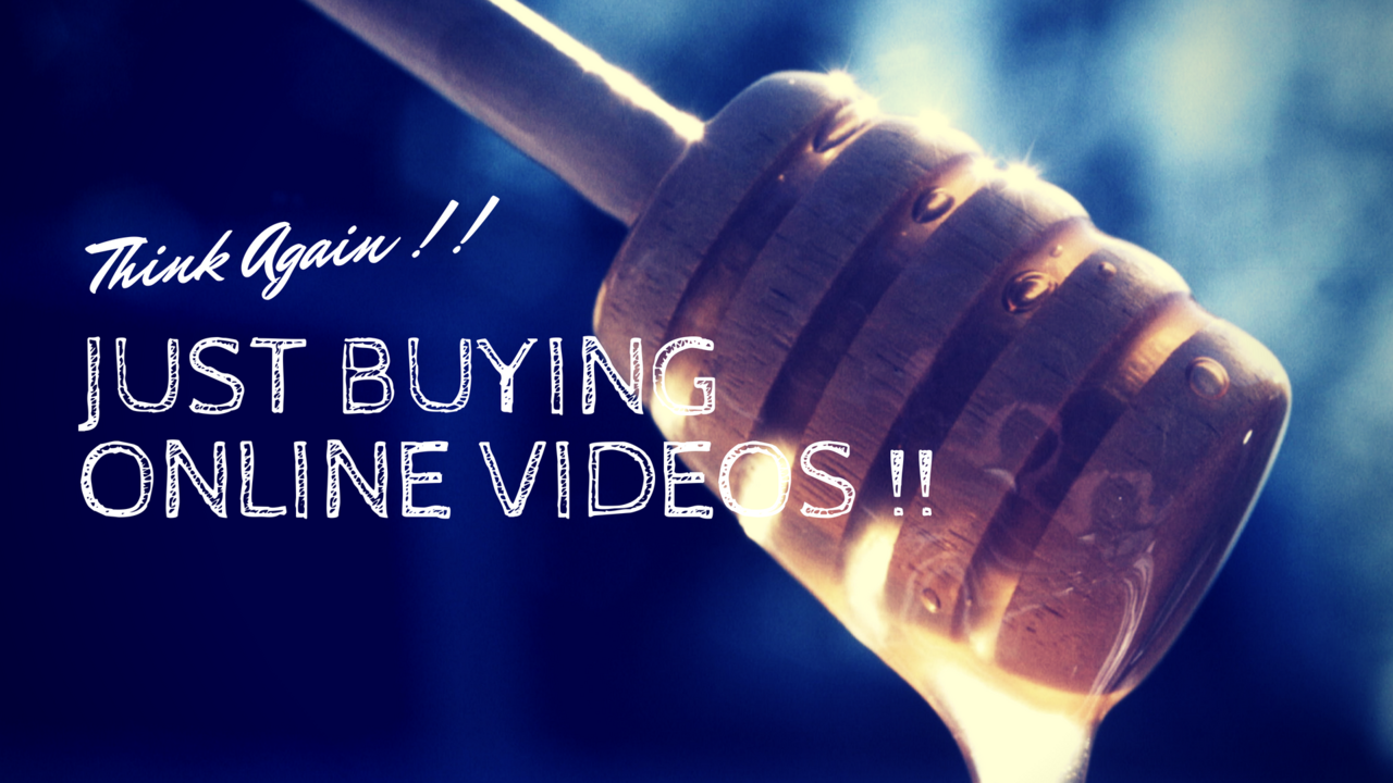 Just Buying Online Videos Does Not Make You an Expert ! - Instrovate